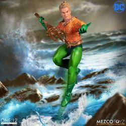 DC Comics Action Figure 1/12 Aquaman 17 cm