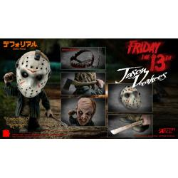 Friday the 13th Defo-Real Series Soft Vinyl Figure Jason Voorhees Deluxe Version 15 cm