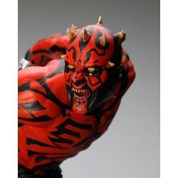 Star Wars Estatua PVC ARTFX 1/7 Darth Maul Japanese Ukiyo-E Style Light-Up Edition 28 cm
