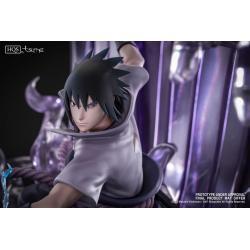 Sasuke Uchiha - Summon of Susanoo Naruto