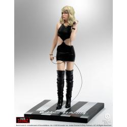 Blondie Rock Iconz Statue 1/9 Debbie Harry 22 cm