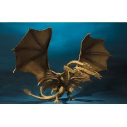 Godzilla: King of the Monsters 2019 S.H. MonsterArts Action Figure King Ghidorah 25 cm