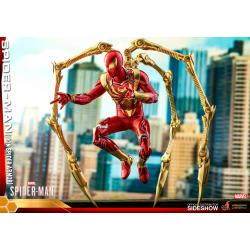 Spider-Man (Iron Spider Armor) Sixth Scale Figure by Hot Toys Video Game Masterpiece Series