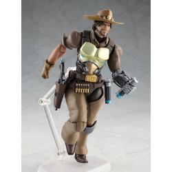 Overwatch Figura Figma McCree 16 cm