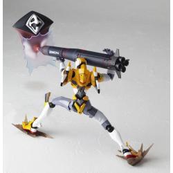 Evangelion Figura Revoltech EV-010S EVA Unit 0 (Kai) New Packaging Ver. 14 cm