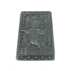 Fallout Réplica Perc Card Endurance