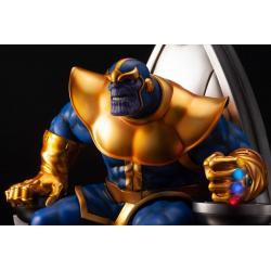 Marvel Fine Art Statue 1/6 Thanos on Space Throne 45 cm
