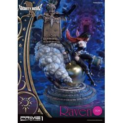 Gravity Rush 2 Estatua Raven 54 cm