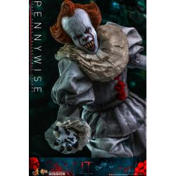Pennywise Sixth Scale Figure by Hot Toys IT: Chapter Two - Movie Masterpiece Series
