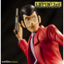 LUPIN III ESTATUA 23 CM LUPIN III THE THIRD INFINITE