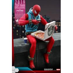 Spider-Man (Scarlet Spider Suit) Sixth Scale Figure by Hot Toys Video Game Masterpiece Series