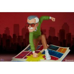 Marvel Designer Series Estatua vinilo The Marvelous Stan Lee by Gabriel Soares 23 cm