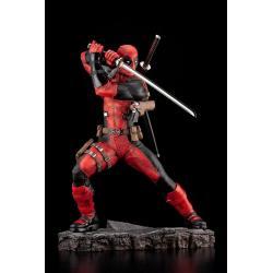 Marvel Fine Art Estatua 1/6 Deadpool 30 cm