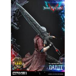 Devil May Cry 5 Statue 1/4 Dante Deluxe Ver. 74 cm