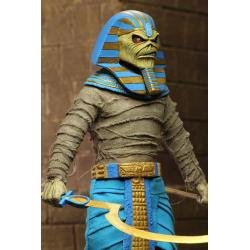 Iron Maiden Retro Action Figure Pharaoh Eddie 20 cm
