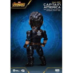 Avengers Infinity War Egg Attack Action Figure Captain America 16 cm