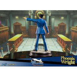 Phoenix Wright Ace Attorney Dual Destinies Estatua 1/6 Phoenix Wright 34 cm