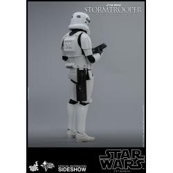 HOT TOYS MMS514 STAR WARS VI THE RETURN OF THE JEDI STORMTROOPER 1/6TH SCALE COLLECTIBLE FIGURE 30CM