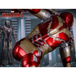 Iron Man 3 Estatua 1/4 Iron Man Mark XLII Legacy 38 cm