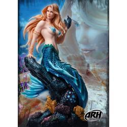 ARH ComiX Estatua 1/4 Sharleze The Mermaid EX Version Human Skin 53 cm