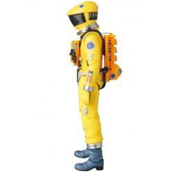 2001: Una odisea del espacio Figura MAF EX Space Suit Yellow Ver. 16 cm