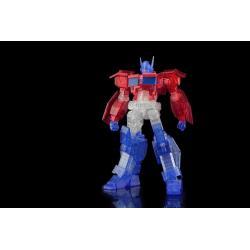 Transformers Maqueta Furai Model Plastic Model Kit Optimus Prime IDW (Clear Ver.) 16 cm