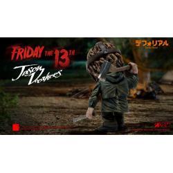 Viernes 13 Figura Defo-Real Series Jason Voorhees Normal Version 15 cm