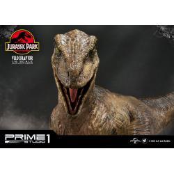 Jurassic Park Statue 1/6 Velociraptor 41 cm