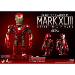 Avengers: Age of Ultron - Series 1 - Mark XLIII - Artist Mix