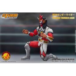 New Japan Pro Wrestling Action Figure 1/12 Jyushin Thunder Liger 17 cm