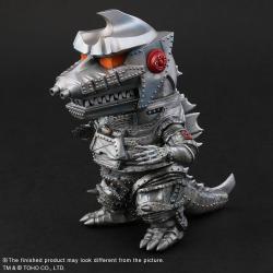 Godzilla vs. Mechagodzilla Defo-Real Series PVC Statue Mechagodzilla (1974) 14 cm