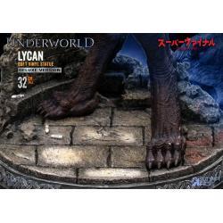 Underworld: Evolution Estatua Soft Vinyl Lycan Deluxe Version 32 cm