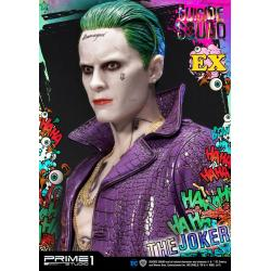 Suicide Squad Statue 1/3 The Joker Exclusive 74 cm