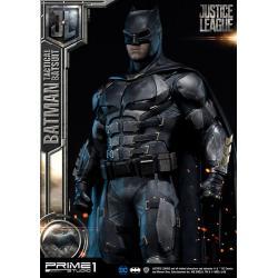 Justice League Estatua Batman Tactical Batsuit Deluxe Version 88 cm