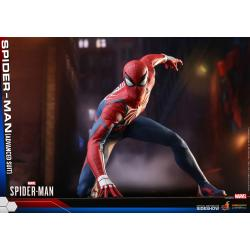 Spider-Man (Advanced Suit) Sixth Scale Figure by Hot Toys Video Game Masterpiece Series
