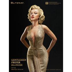 Marilyn Monroe - Gentlemen Prefer Blondes 1953 - 1/4 Scale Statue