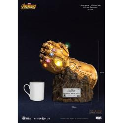 Los Vengadores Infinity War Estatua Master Craft 1/1.5 Infinity Gauntlet 40 cm