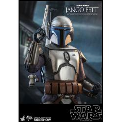 Jango Fett Sixth Scale Figure by Hot Toys Movie Masterpiece Series - Star Wars - Episode II: Attack of the Clones