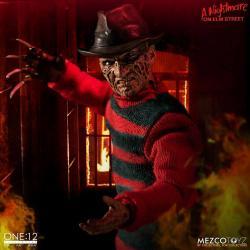 Pesadilla en Elm Street Figura 1/12 Freddy Krueger 17 cm