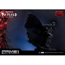 DC Comics Statue Batman Damned by Lee Bermejo Deluxe Ver. 76 cm