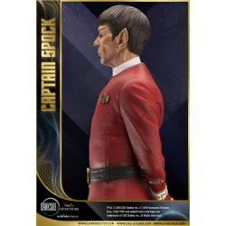LEONARD NIMOY AS CAPTAIN SPOCK 1/3 SCALE MUSEUM STATUE