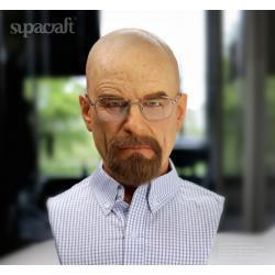 Breaking Bad Busto tamaño real Walter White 54 cm