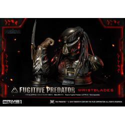 Predator 2018 Bust 1/1 Fugitive Predator Wristblades 74 cm