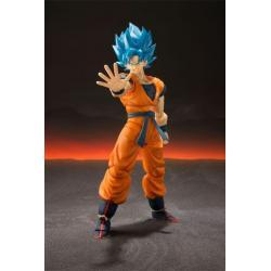 Dragon ball Super Broly Figura S.H. Figuarts Super Saiyan God Super Saiyan Goku Super 14 cm