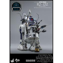 R2-D2 (Deluxe Version) Sixth Scale Figure by Hot Toys Movie Masterpiece Series