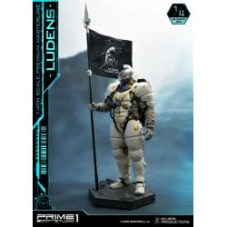 Kojima Productions Estatua 1/4 Ludens 78 cm