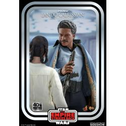 Lando Calrissian™ Sixth Scale Figure by Hot Toys Star Wars: The Empire Strikes Back 40th Anniversary Collection - Movie Masterpiece Series