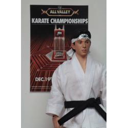 Karate Kid Retro Action Figure 2-Pack Tournament 20 cm