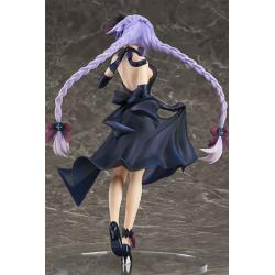 Hyperdimension Neptunia Estatua 1/7 Purple Heart Dress Version 23 cm
