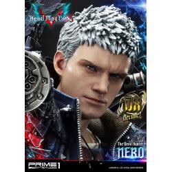 Devil May Cry 5 Estatua Nero Deluxe Ver. 70 cm